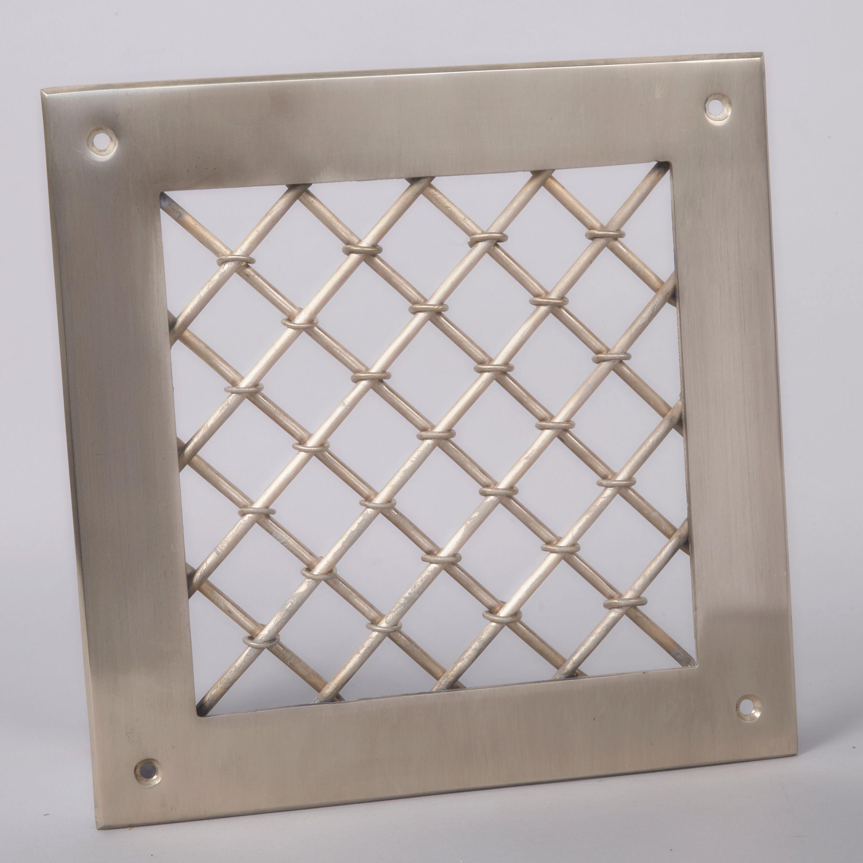 декоративные решетки из металла 1 мм